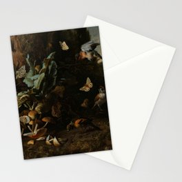 """Melchior d'Hondecoeter """"Animals and Plants"""" Stationery Cards"""