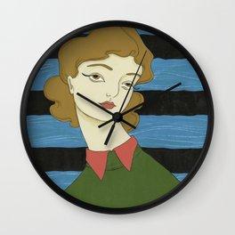 Venice 1962 Wall Clock
