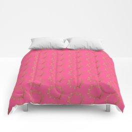 Golden leaf Comforters