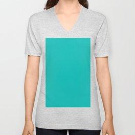 (Eggshell Blue) Unisex V-Neck