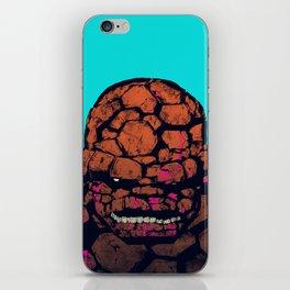Whump! iPhone Skin