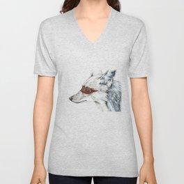 Coyote I Unisex V-Neck