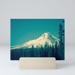 Mount Hood Mini Art Print