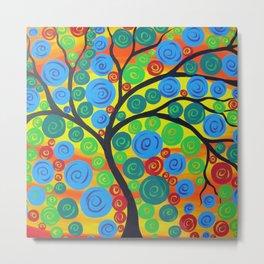tree of life in mid summer Metal Print
