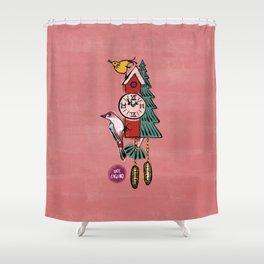 Schwarzwald Shower Curtain