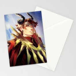 final HQ quest Stationery Cards