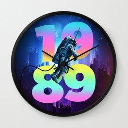 Old Stuff Wall Clock