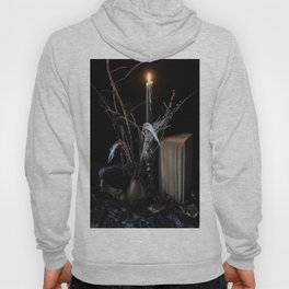 The Raven and the Departed Bouquet Hoody