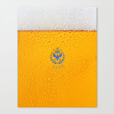 Sparkling Zuno Beer 01 Canvas Print