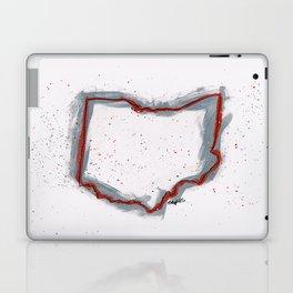 Buckeyes Ohio Laptop & iPad Skin