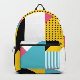 Bauhaus Graphic #01 Backpack