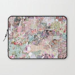Minneapolis map - Landscape Laptop Sleeve