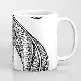Ornate ball python Coffee Mug