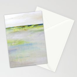 Grisant série horizon Stationery Cards