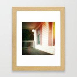 V I I . V E R A Framed Art Print