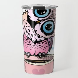 Baby Owl Travel Mug