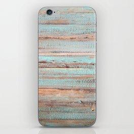 Design 110 wood look iPhone Skin