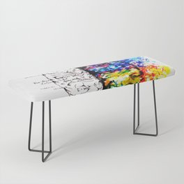 Conjoined Dichotomy Bench