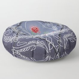 Just In Time Floor Pillow