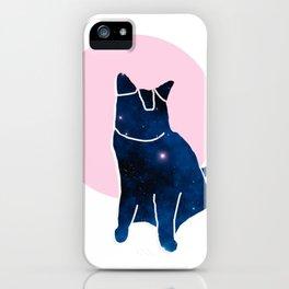THE PET - GLAXY CAT iPhone Case