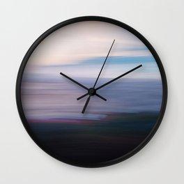 Sea And Sky II Wall Clock