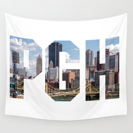 PITTSBURGH - The City Wall Tapestry