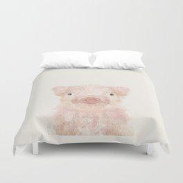 little piggy Duvet Cover