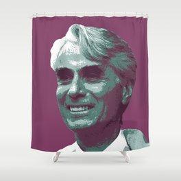Robert Nozick Shower Curtain