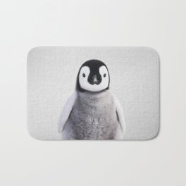 Baby Penguin - Colorful Bath Mat
