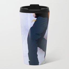 Snowboarder Moves Travel Mug