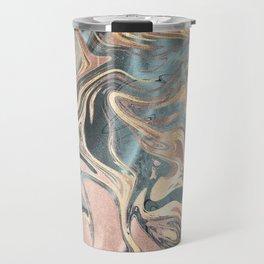 Liquid Gold Travel Mug