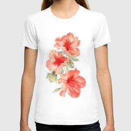 Azalea Painting T-shirt