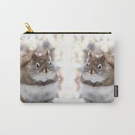 Sweet Squirrel Carry-All Pouch
