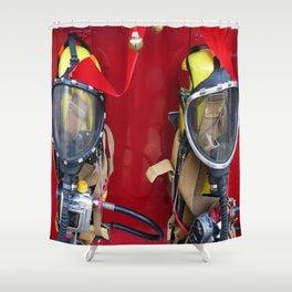 Life Savers Shower Curtain