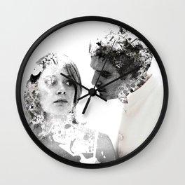 Inktober (Day 4) Wall Clock