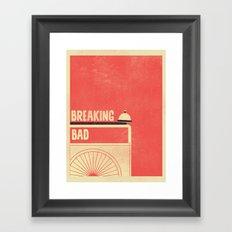 Tio Bell Framed Art Print