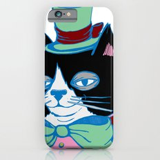 Dignified Cat Does Pastels iPhone 6s Slim Case
