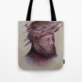 Shroud of Turin Tote Bag