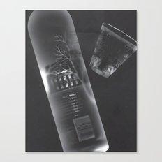 Vodka Visions Canvas Print