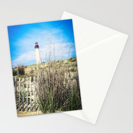 Cape May Coastline  Stationery Cards