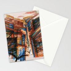 The City pt. 3 Stationery Cards