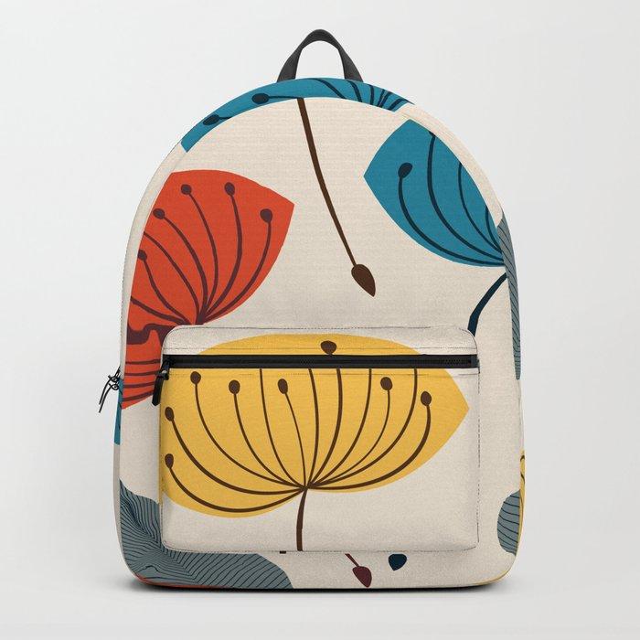 Dandelions in the wind Backpack