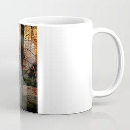 Sky Fire - surreal landscape photography Coffee Mug