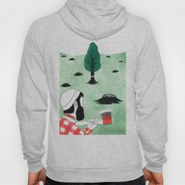 Man & Nature - The Double-Edged Relationship Hoody