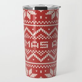 XMAS AF Travel Mug