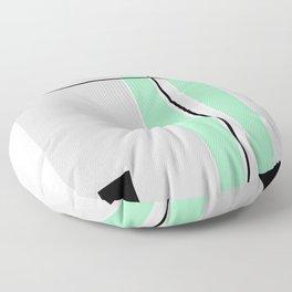 Element Emerald Green Floor Pillow