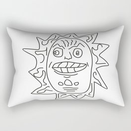 Civilization Maya #society6 #decor #buyart #artprint Rectangular Pillow