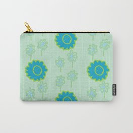 Handbag Heaven Blues - details Carry-All Pouch