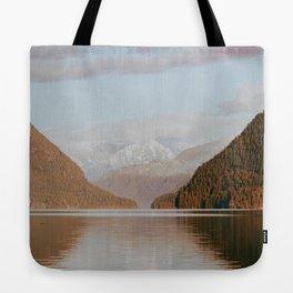 Alouette Lake Tote Bag