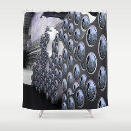 BIRTH CONTROL Shower Curtain
